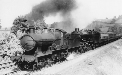 Dean 4-4-0 locomotives