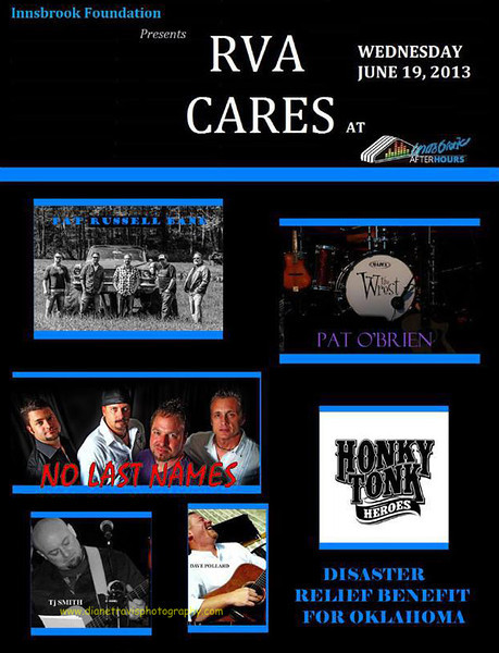 RVA Cares ~ Benefit Concert for Oklahoma