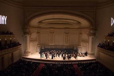 Mercer at Carnegie Hall 2