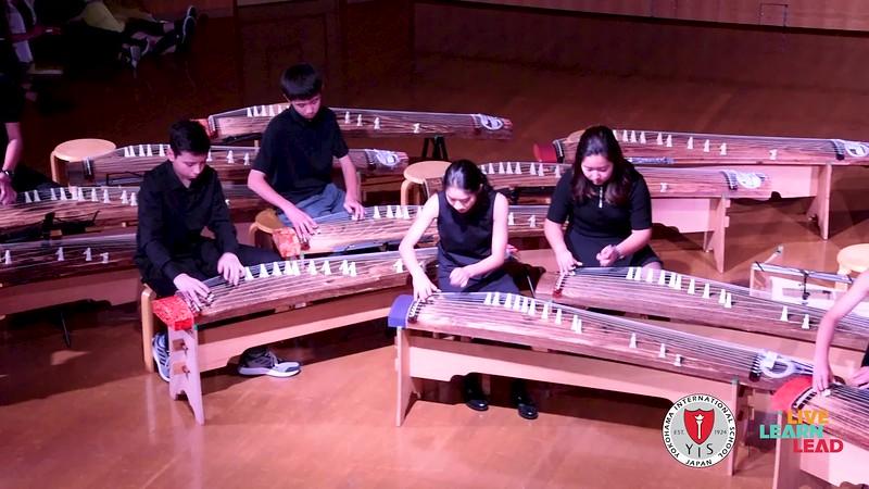 2017 Hougaku Concert, Senior Ensemble