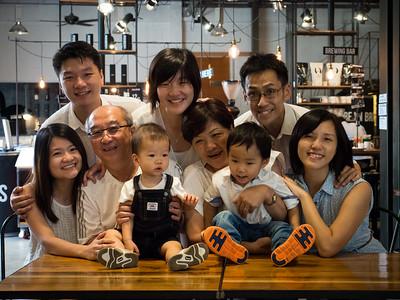 Miss Koo's Family Photoshoot