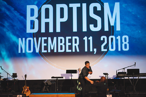 UCFC Baptism 11.11.18