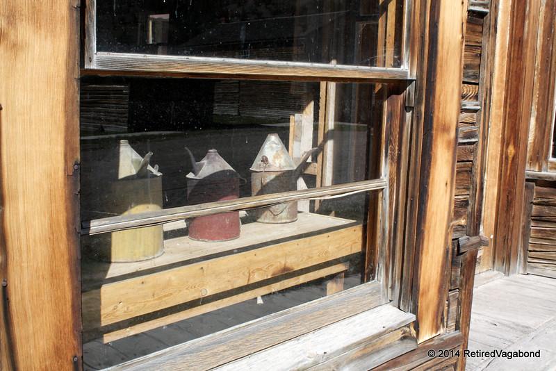 Window Shopping at the Merchantile