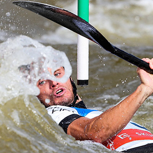 ICF Canoe Kayak Slalom World Cup Prague 2019