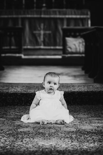 Ruby's Christening