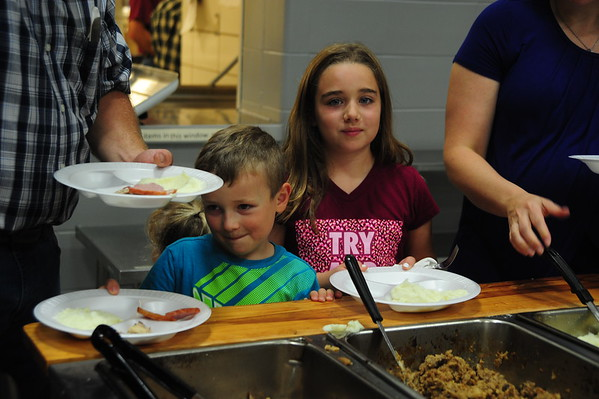 St. Donatus Dinner/Raffle 09-16