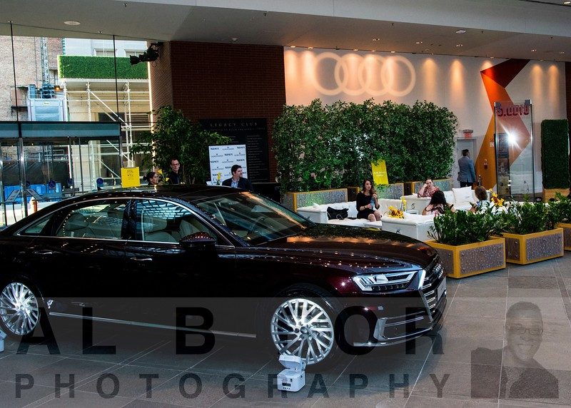 July 26, 2018 Philadelphia Style Party - The Audi lounge