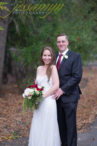 Kristin and Aron