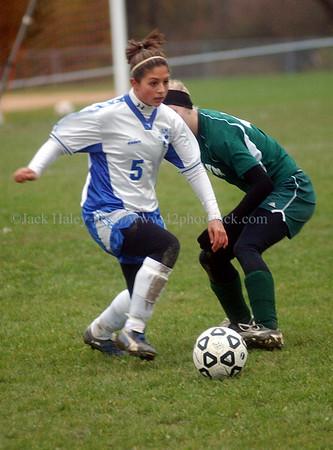 Bloomfield vs Avon - Girls Soccer