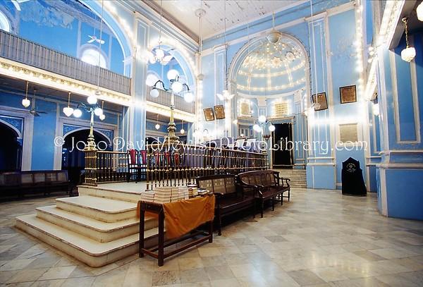 INDIA, Mumbai (Bombay). Magen David Synagogue, 1861. (2009)