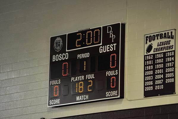 2-18-2012 NJ District 5 Wrestling Championships @ Don Bosco HS