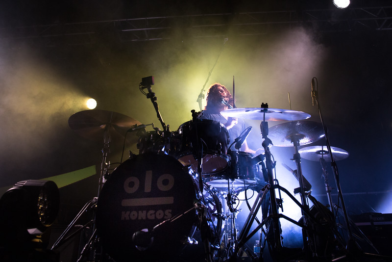 Kongos at Dia de los Kongos on October 29, 2016 by Devon Christopher Adams.
