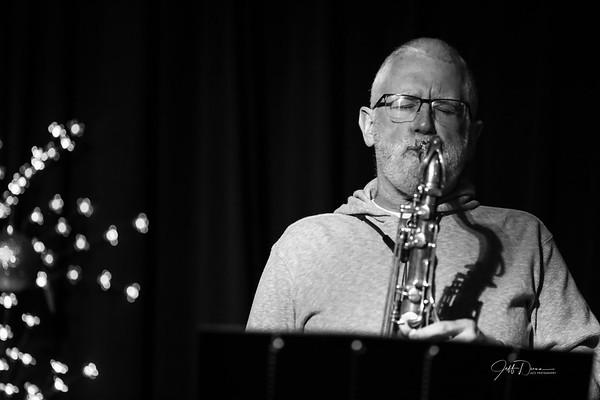 Steve Wood Quartet - Cadieux Cafe - 1-19-2020
