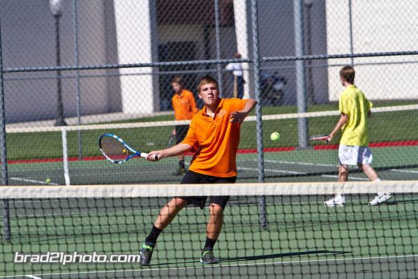 DHS Varsity Tennis 2013