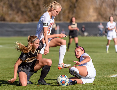 NCAA - Women's Soccer - CU vs DU - 2017-11-12