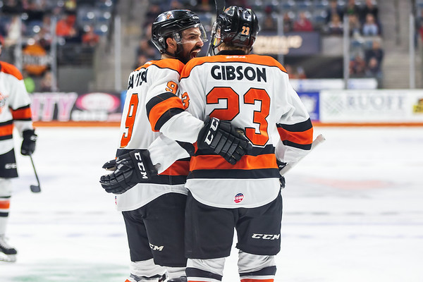 3/6/19 Komets vs. Wheeling