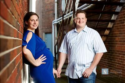 Tonia + Justin :: Maternity :: Norwalk, CT