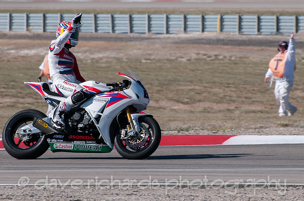 World Superbike - Miller MotorSports Park 2012