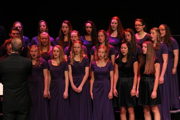 Band & Choir Concert - KCHS - 5/20/15