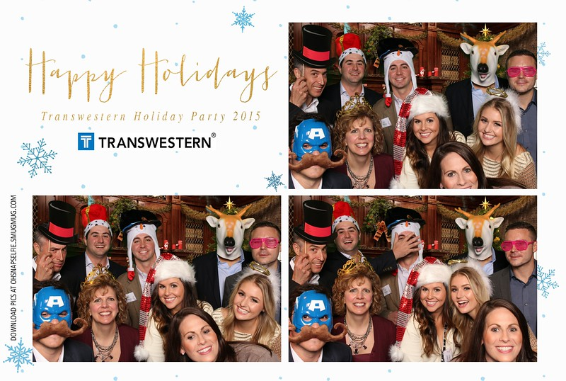 Transwestern Employee Holiday Party 2015