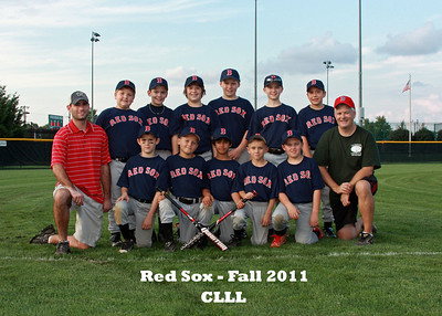 Red Sox - Fall 2011