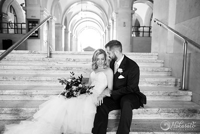 Melanie & Ian {wedding day}