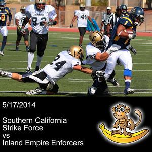 2014-05-17 Strikeforce vs Enforcers