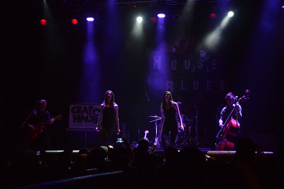 Craic Haus at the House of Blues 9 March 2014