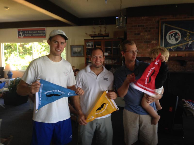 9/20 Lake Norman Yacht Club Board Bash Regatta  3rd place.