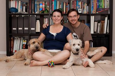 Portraits 8/8/2009