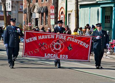 2013 New Haven St. Patrick's Day Parade