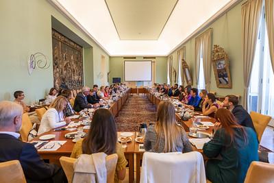 Kulatý stůl Ceny SDGs 2018