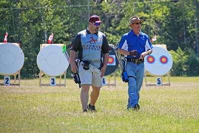 ARCHERY  NEW  BRUNSWICK,  CFB  GAGETOWN, Jul7, 2018