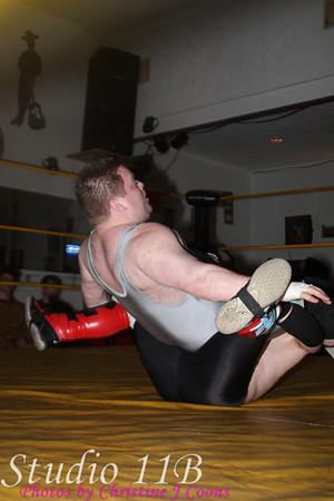 CTWE 090307 - Billy King & Aaron Morrison with Jimmy Meaz vs AJ Cruise & Chris Mooch