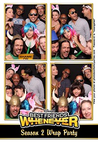 Best Friends Whenever Season 2 Wrap Party