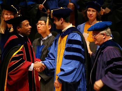 2010 Doctoral Degree Recpients