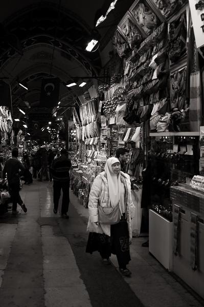 Grand Bazaar woman