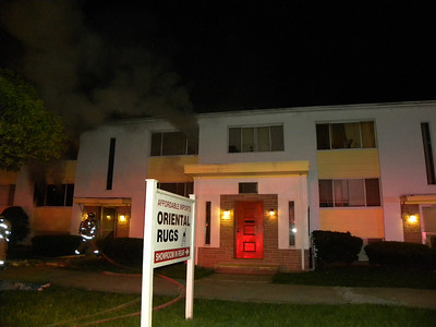 West Springfield, MA 3rd Alarm 170 River St. 4/30/11