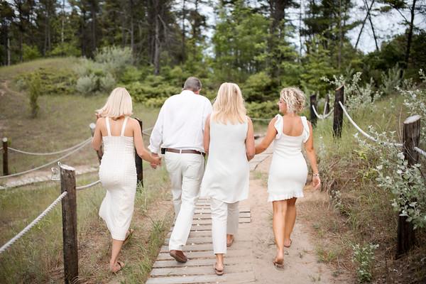 Butler Family Session | Kohler Andrae State Park