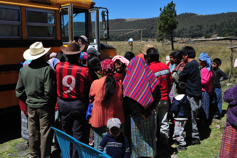 CEDEC Mobile Clinic  -  See Article by Dr Lyall Black http://www.guatemalastoveproject.org/dr-lyall-black-s-account/ Photos by Pierre Fortier