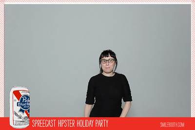spreecast holiday party