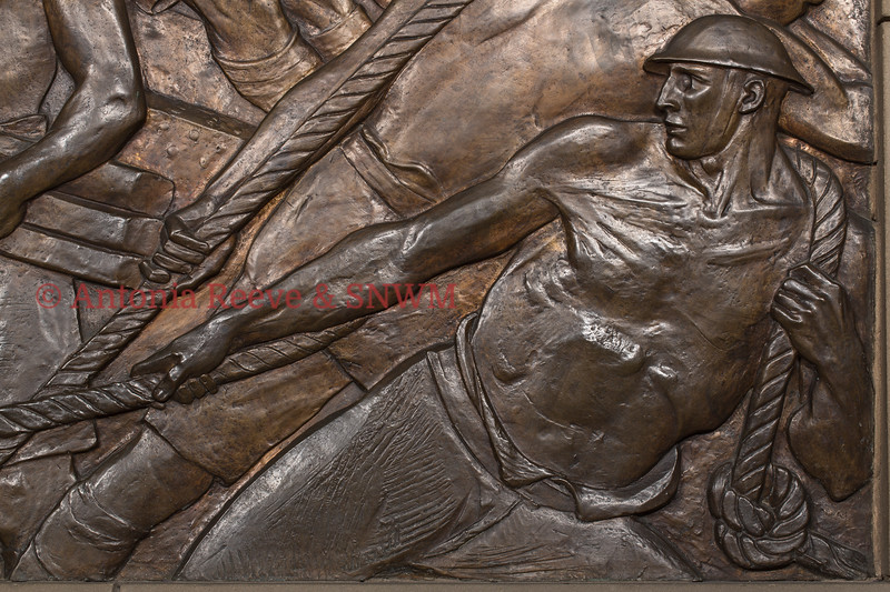 Royal Artillery Memorial - detail