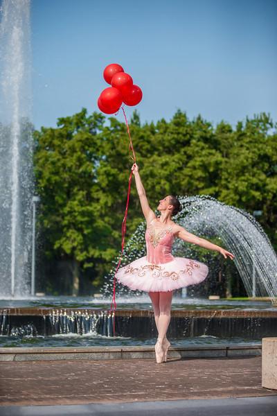 Ballerinas & Balloons