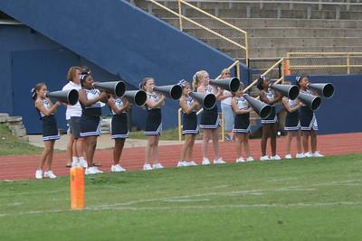 9-10 Cheerleaders
