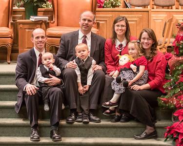 Irvin Schrock Family