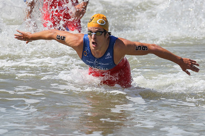 Portfolio Gallery: 2015 Mooloolaba Men's ITU Triathlon World Cup