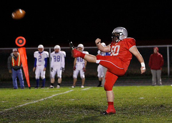 SNHS Football vs Caston - Sectional 2009