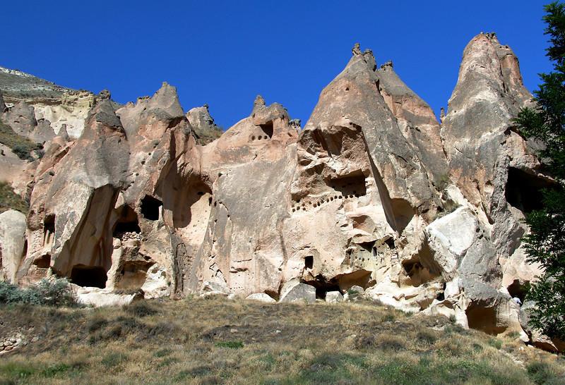 Zelve Open Air Museum - Cappadocia, Turkey