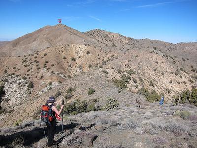Avawatz Mountain  2.4.12