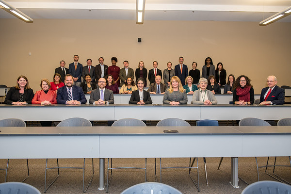 12-04-18 | Board Meeting & Reception @ Nashville School of Law